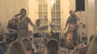 Star Studded Evening of Jazz and Blues at the Hawaii State Art Museum featuring Ginai 7-5-2013