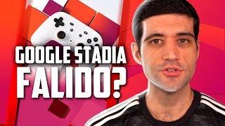 Google Stadia vai nascer falido?