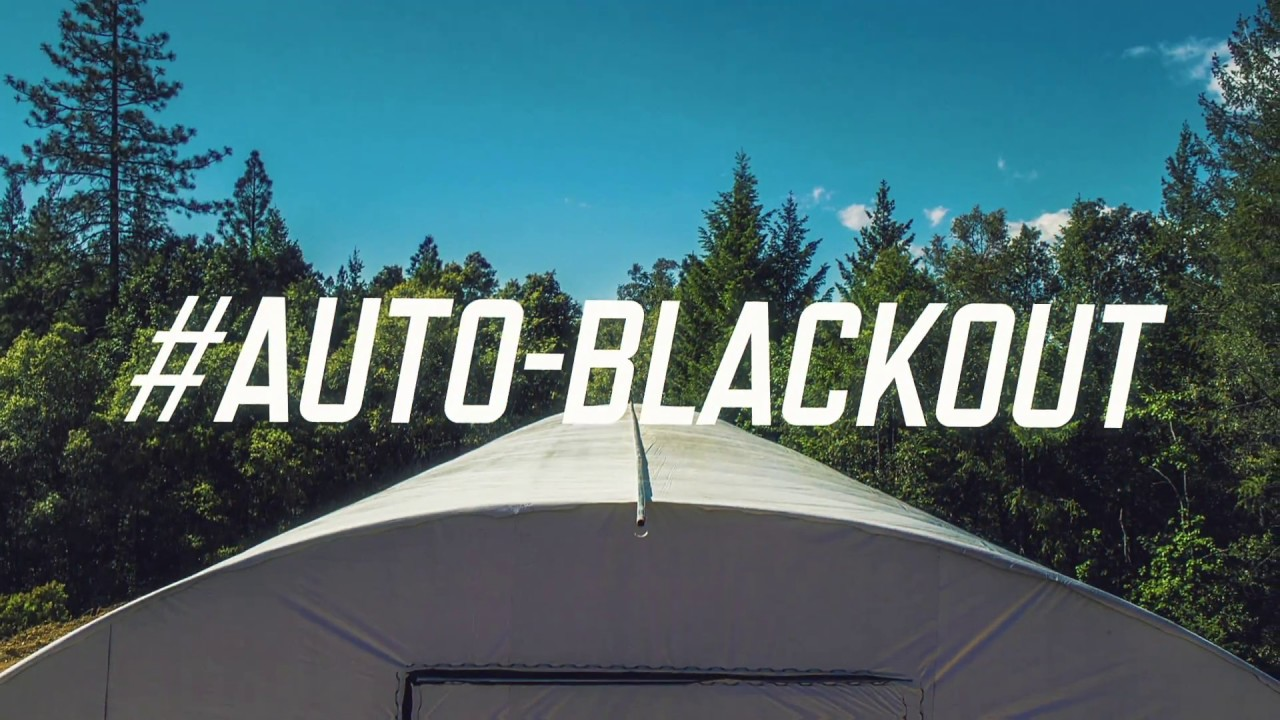 Emerald Kingdom Greenhouse - Auto Blackout Greenhouses