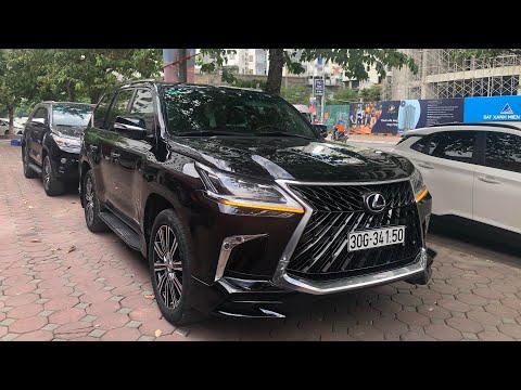Siêu phẩm LX570 2008 lên form 2020 cực chất | Lexus LX570 2008 độ phom 2020 | Hoàng Gia Bảo Tín Auto