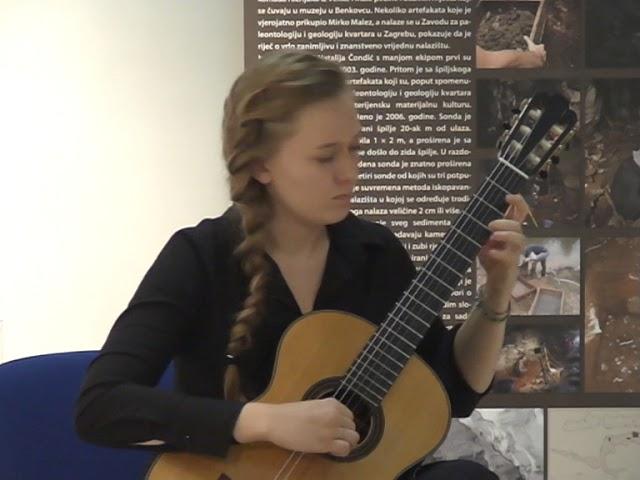Koncert Ane Čižmek 8. rujna 2017. - 2. dio