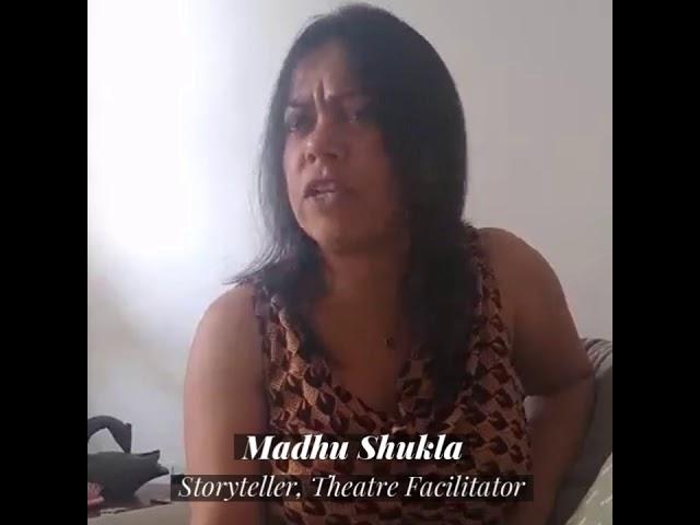 Story Vlog 3 Bear Cub by Madhu Smriti Shukla