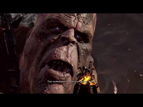 God of War III Remastered: Cronos - The Titan (Part 2)