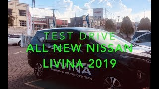 Test Drive All New Nissan Livina 2019