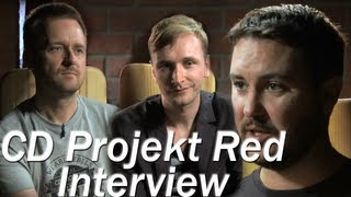 CD Projekt Interview: Cyberpunk Will