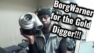 Borg Warner For The Gold Digger