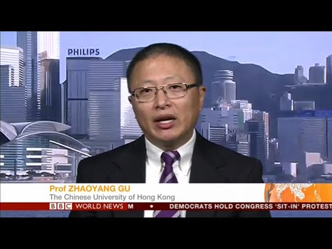 BBC World News' Asia Business Report on 23 June 2016