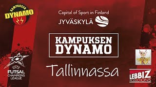 Kampuksen Dynamo Tallinnassa: Ennakkohaastattelut, osa 4