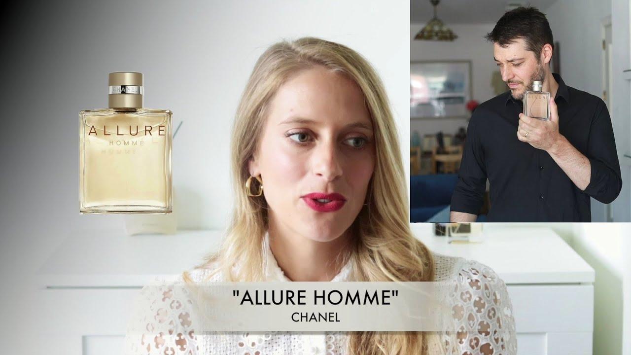 Los 5 perfumes masculinos favoritos de Josephine