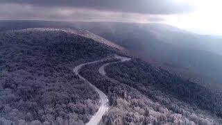 Снежная сказка: зима в китайских национальных парках