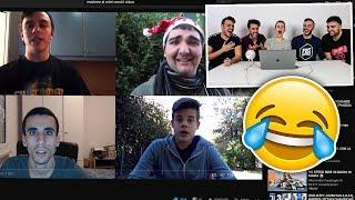😂 REAZIONE ai NOSTRI VECCHI VIDEO! *imbarazzante* w/Fius Gamer, Ohm & Tatino