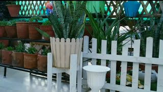 MAKE YOUR GARDEN STYLISH WITH SOME GARDEN ACCESSORIES || MY LIL GARDEN