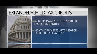 Who gets child tax credits, and how much?