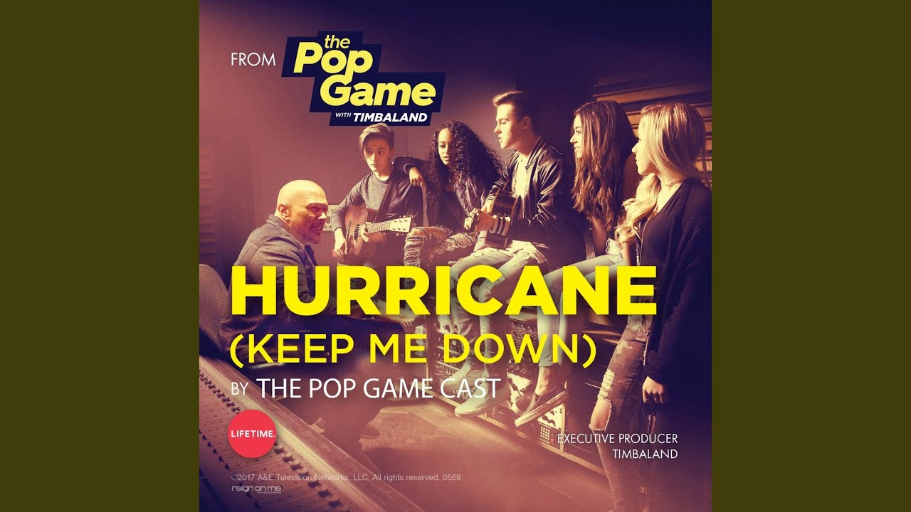 Hurricane keep me down from the original tv series the for Pop quiz tv show