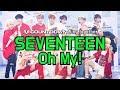 Mcd Sing Together Seventeen - Oh My Karaoke Ver