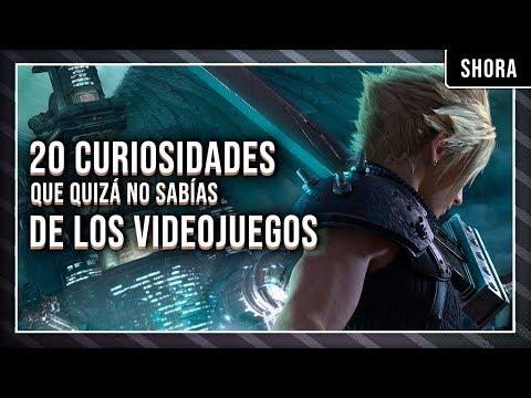 20 CURIOSIDADES Y SECRETOS QUE QUIZÁ NO SABÍAS DE LOS VIDEOJUEGOS