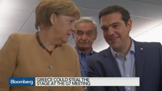 Greek Bailout Could Steal the Stage at G-7 Meeting