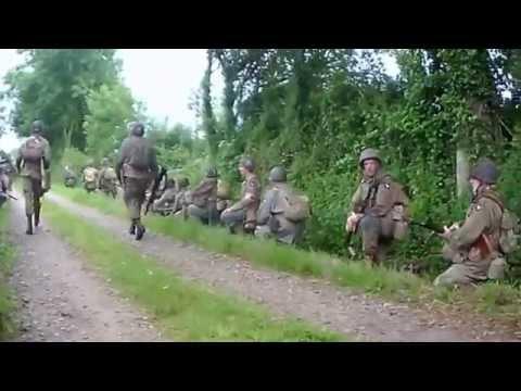 Carentan Liberty March 2014    Part I
