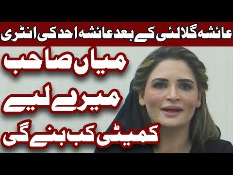 Ayesha Ahad Angry On Nawaz Sharif - Headlines and Bulletin - 09:00 PM - 5 Aug 2017
