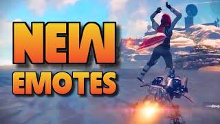 Destiny - ALL NEW EMOTES & DANCES! Buying Every Emote & Reaction! (Tess Everis Eververse Trading Co)