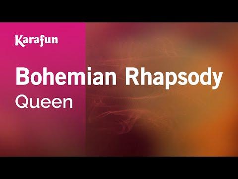 Karaoke Bohemian Rhapsody  Queen *