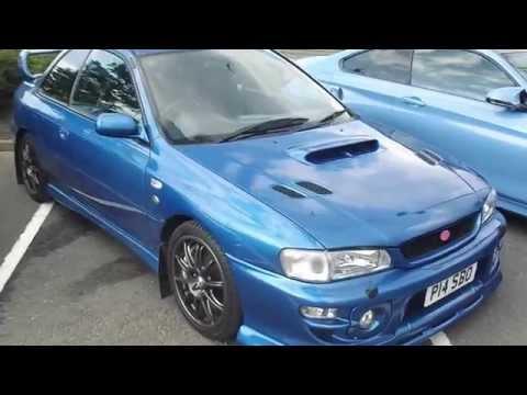 Dundee city car meet