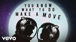 Gavin DeGraw - Make a Move (Lyric video)