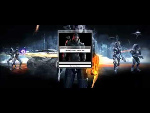 Mass Effect 3 KeyGen PC