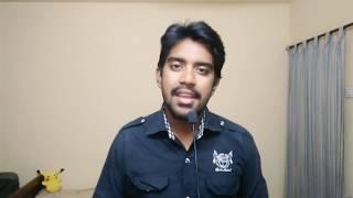 Ninnu Kori   Adiga Adiga song cover by Siddhartha Sharma