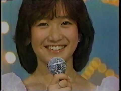 1984 岡田有希子さん アイドル料理占い JAPAN