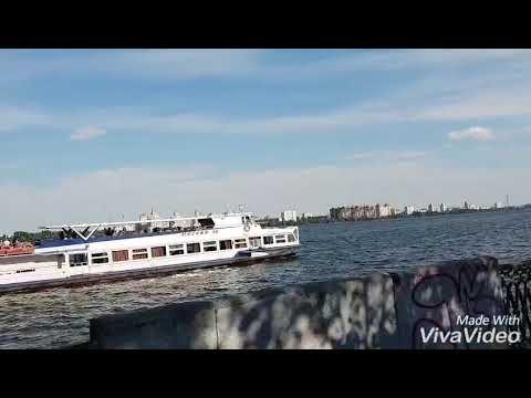 "На теплоходе"" Москва"" Воронежское водохранилище!"