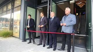Kino Helios w Pabianicach - otwarcie