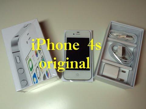IPhone 4s оригинал из Китая [Посылка с Aliexpress]