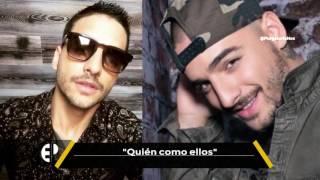 #PurgatorioNex: J Balvin y Maluma lleno de trabajos