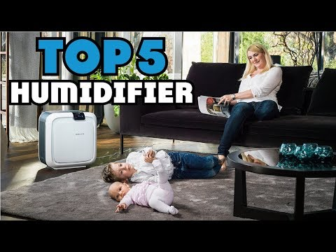 Humdifiers: Top 5 Humidifier Reviews In 2019 | Easy to Clean Humidifier (Buyers Guide)