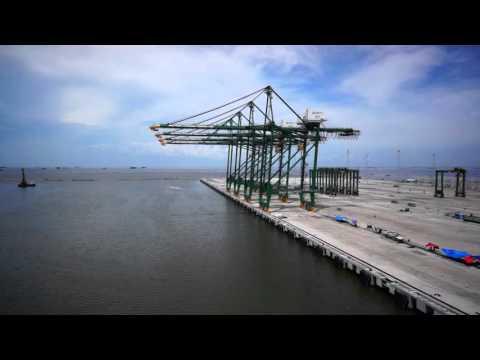 NewPriok Terminal Development Kalibaru Terminal December 2015
