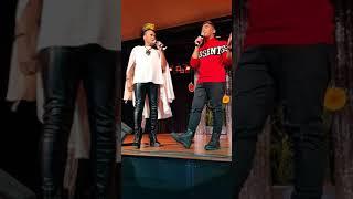 Super Tekla and Jeff V in Concert Sydney 16 Nov 2018