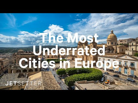 #GoLater: The Most Underrated Cities In Europe  | Jetsetter.com