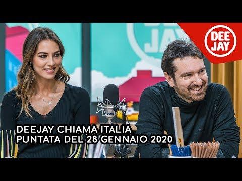 Festa Radio Deejay, Beppe Sala al telefono, Deejay nel vento, Sara Busco e Marco Cattaneo ospiti