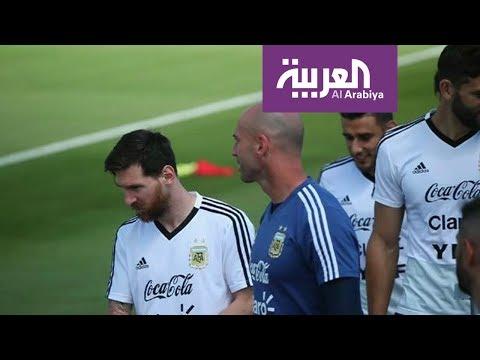 رئيس الاتحاد الأرجنتيني : ميسي أفضل من مارادونا  - 13:54-2018 / 10 / 11