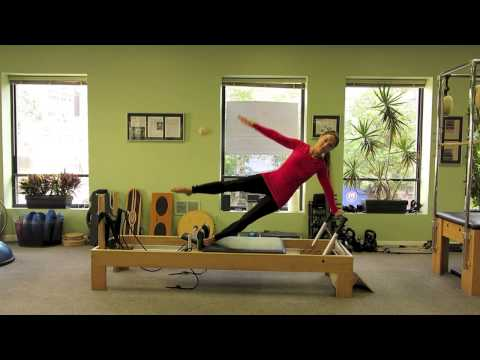 Advanced Pilates Reformer