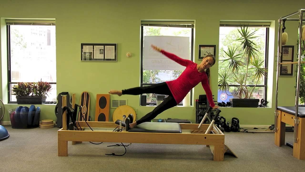 Advanced Pilates Reformer Youtube