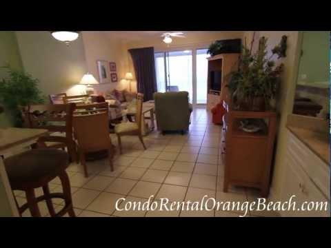 Orange Beach AL Condo Vacation Rental On Gulf Shores