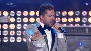 David Bisbal - Antes Que No -  Feliz 2017 TVE (La1 HD)