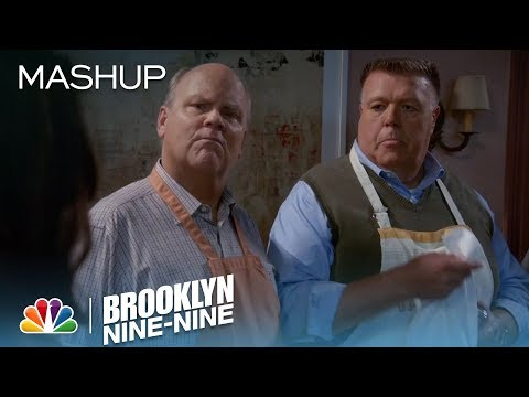 Brooklyn Nine-Nine – The Best of Hitchcock and Scully (Mashup)