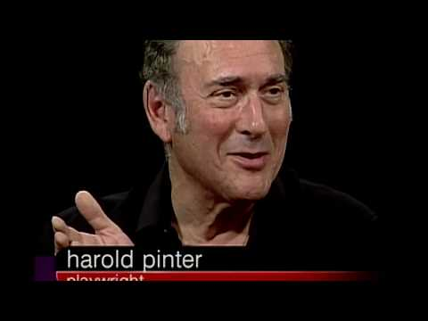 Harold Pinter interview (2001)