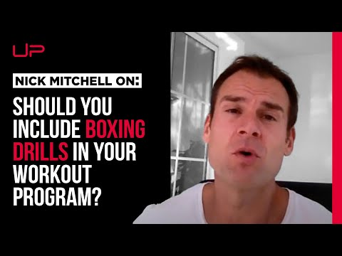Boxing Drills To Get In Shape?