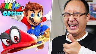 C'EST TROP BOOOOOOON ! | Super Mario Odyssey #1