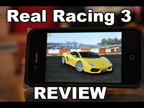 Real Racing 3 For IOS And Android - FULL REVIEW