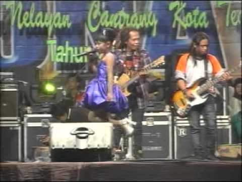 MONATA Live Tegal 2013 - Diam Bukan Tak Tahu - Tasya Kecil